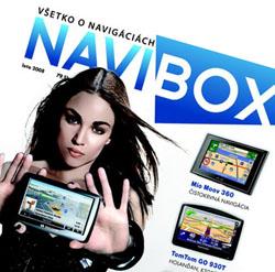 Titulka NAVIBOX