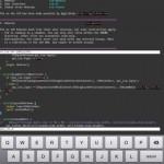 vim ipad linux unix