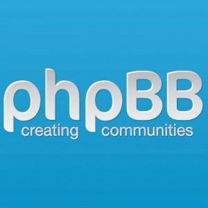 phpBB logo forum