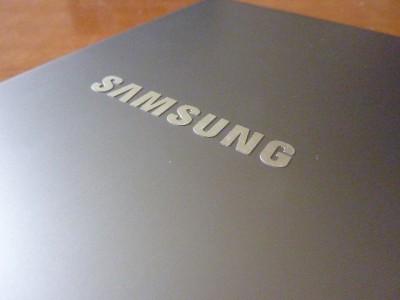 Laptop Samsung Series 5: logo