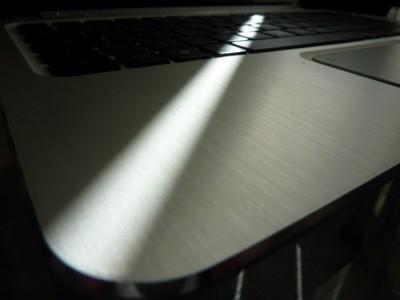 HP SPECTRE XT - povrch vnútri laptopu