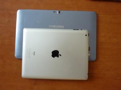 Samsung ATIV SmartPC: iPad