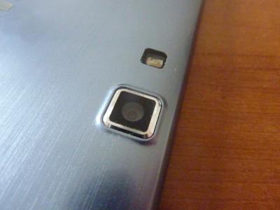 Samsung ATIV SmartPC: kamera