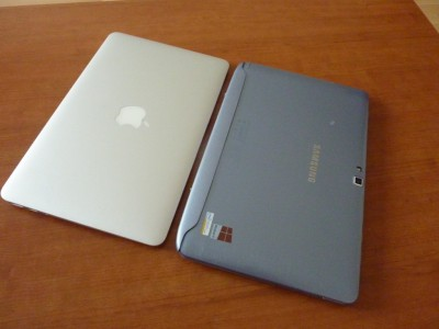 "Samsung ATIV SmartPC: Macbook Air 11"""