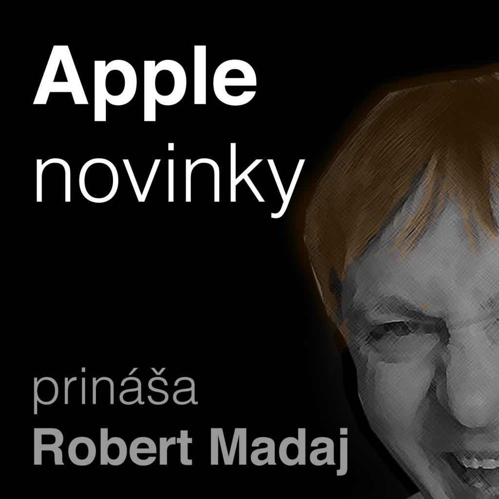 Podcast Apple Novinky Logo